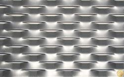 Aluminium SHADOW 115 L - 1 feuille 1500 mm x 2000 mm